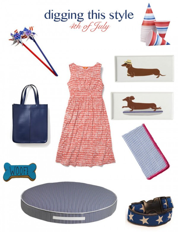 Digging This Style:  Fourth of July | Daily Dog Tag