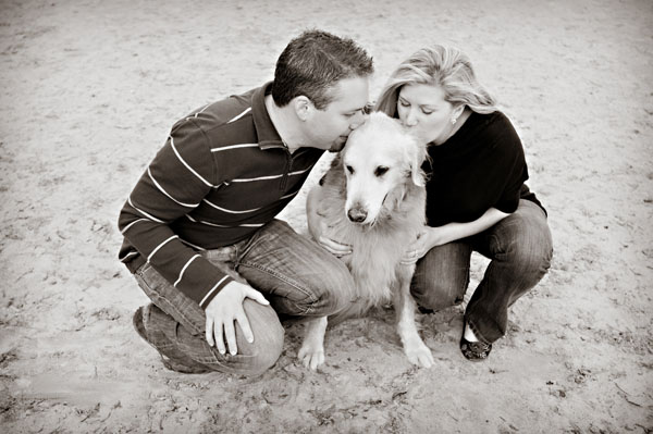 © Alice G Patterson | Daily Dog Tag | Golden Retriever at Green Lakes, engagement-session, Syracuse-pet-photography