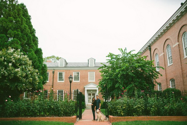 Family portrait Chapel Hill