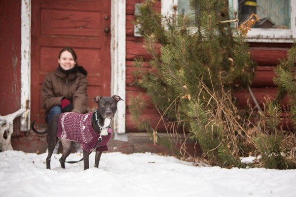 Dog Trainer Holly Calgary