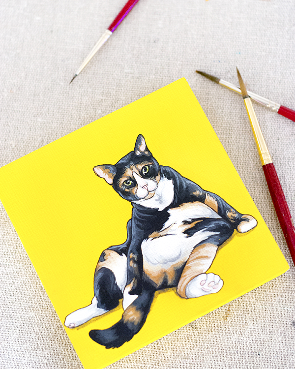 The-Pet-Shop-custom-pet-paintings,  giving-back