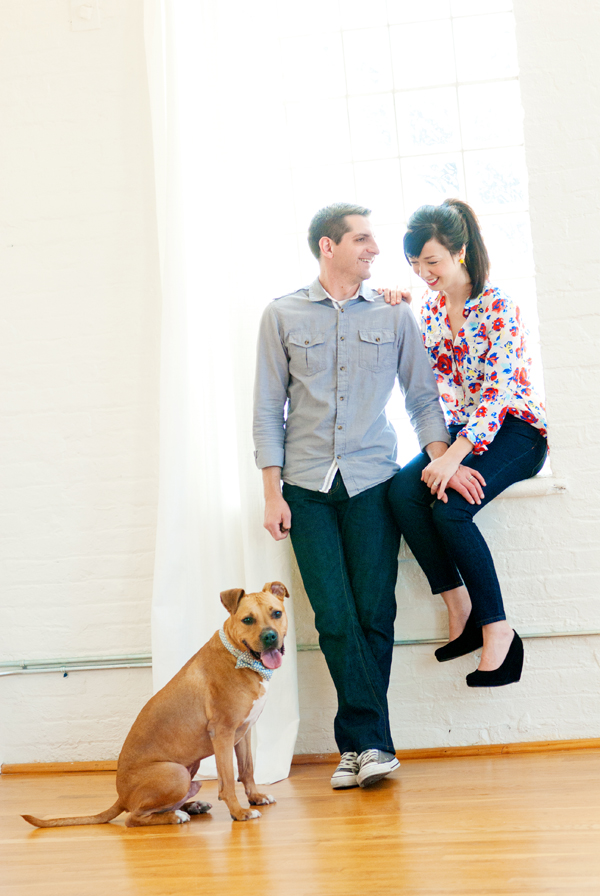 Kim-Scott-Jack-family-photo,  DIY-dog-projects
