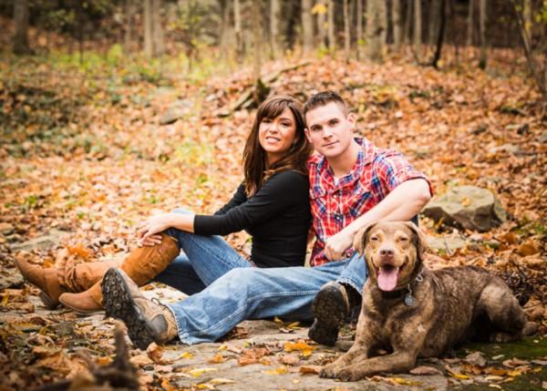 Syracuse-wedding-photographer, Chesapeake-Retriever