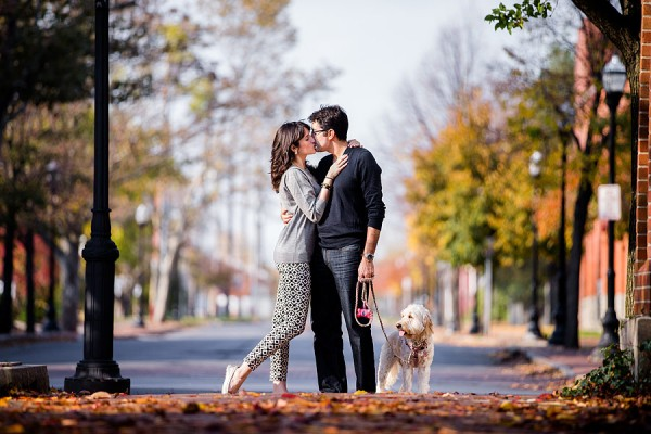 © Leo Timoshuk Photography, engagement-session-with-dog