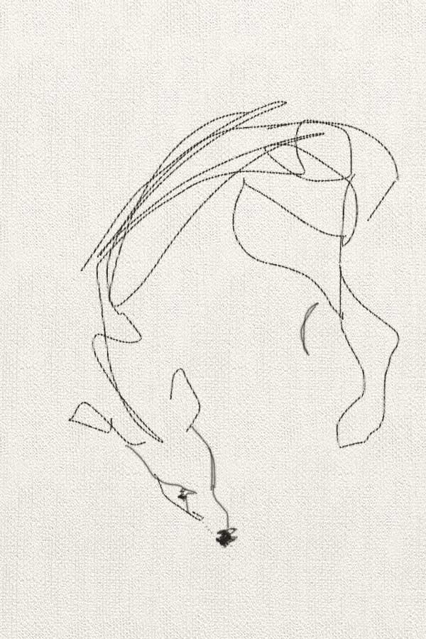 © Sally Muir, i-phone-drawing