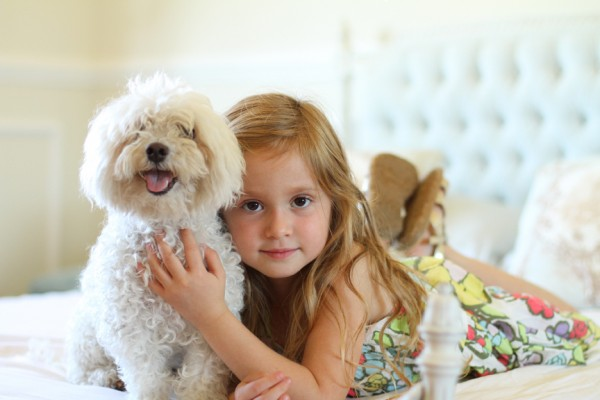 © Lucy Munoz Fotographia | Daily Dog Tag |best friends:  girl and maltese