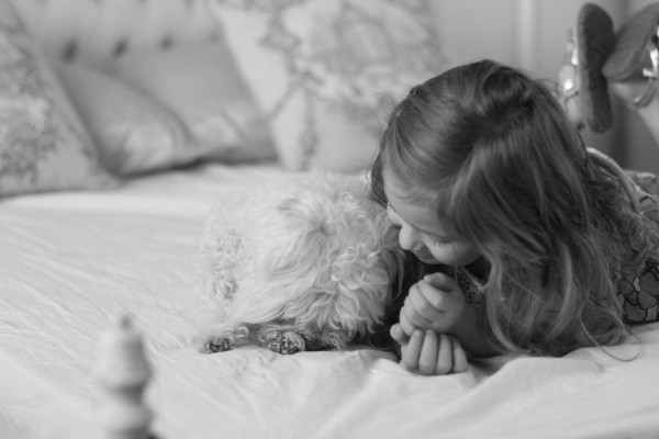 © Lucy Munoz Fotographia | Daily Dog Tag | girl-and-her-dog, unconditional love, lifestyle-photography