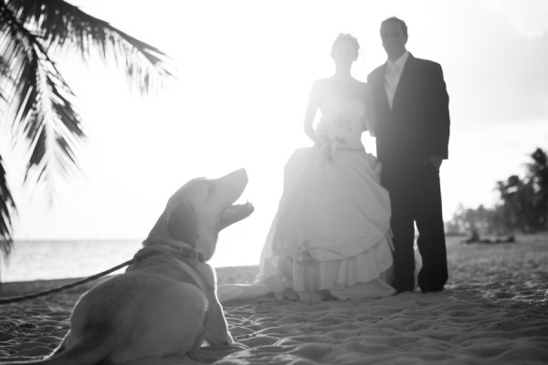 © Filda Konec Photography, beach-wedding-with-dog
