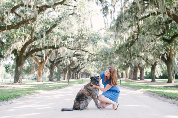 © Britt Croft Photography, girl and her dog