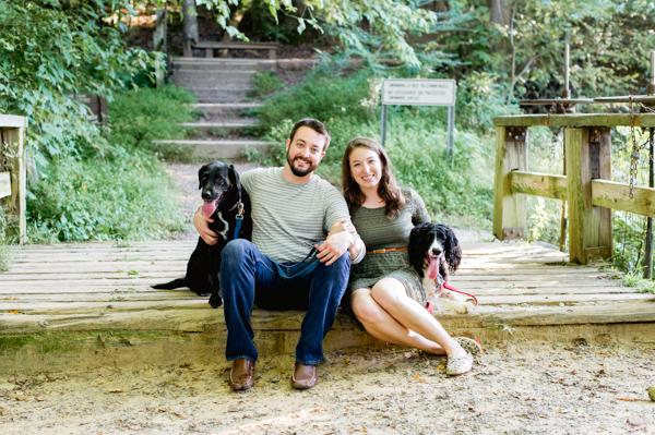 © Caroline Lima Photography, | Daily Dog Tag | NC-Engagement-Session