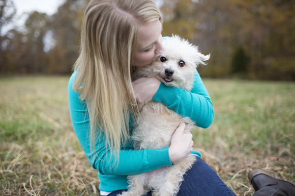 © McGraw Photography | Daily Dog Tag | girl-and-her-dog