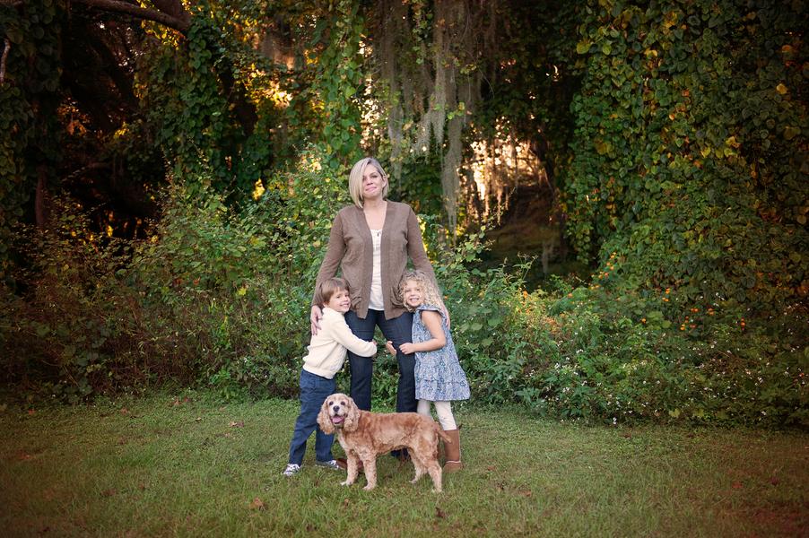 © Hamilton Creek Photography, | Daily Dog Tag |,  Cocker Spaniel and Family