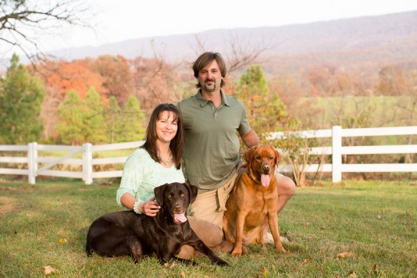 © Gayle Driver Photography | Daily Dog Tag | , VA-Engagement-session with dogs