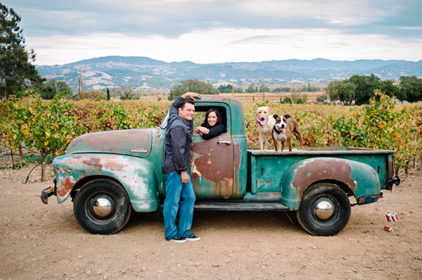 © Photo Lab Pet Photography, Engagement-session-with-dogs