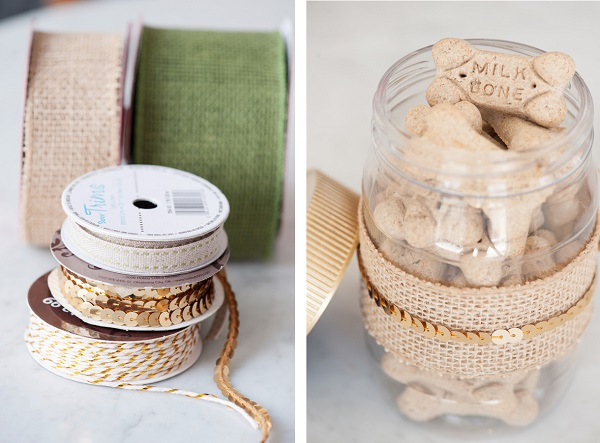 © Alice G Patterson Photography, | Daily Dog Tag | DIY treat-jar-for-dogs