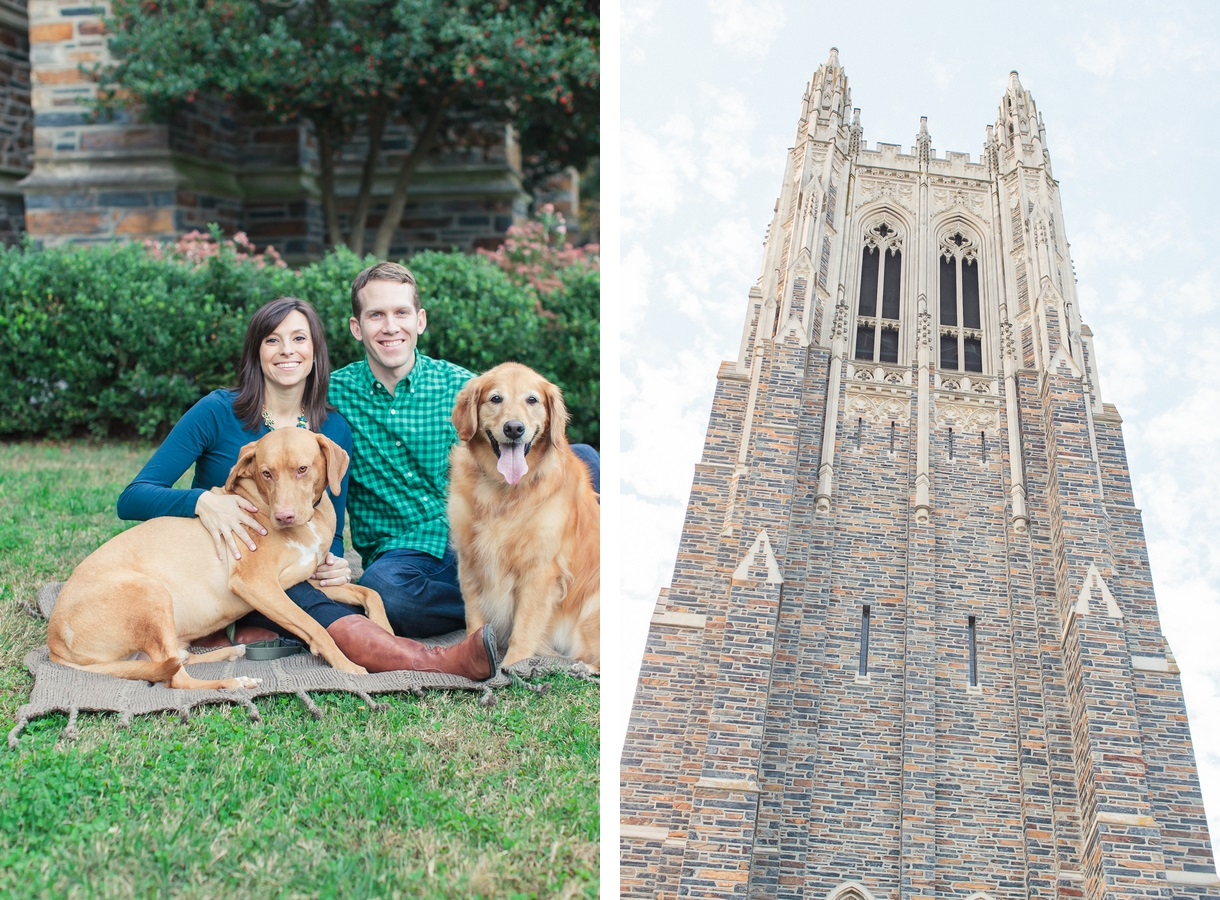 © Allison Mannella Photography | Daily Dog Tag | Family-Portraits-with-dogs-Duke-University