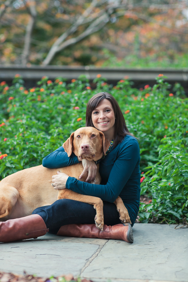 © Allison Mannella Photography   Daily Dog Tag   girl and her dog