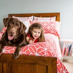 girl-and-her-dog-on-bed