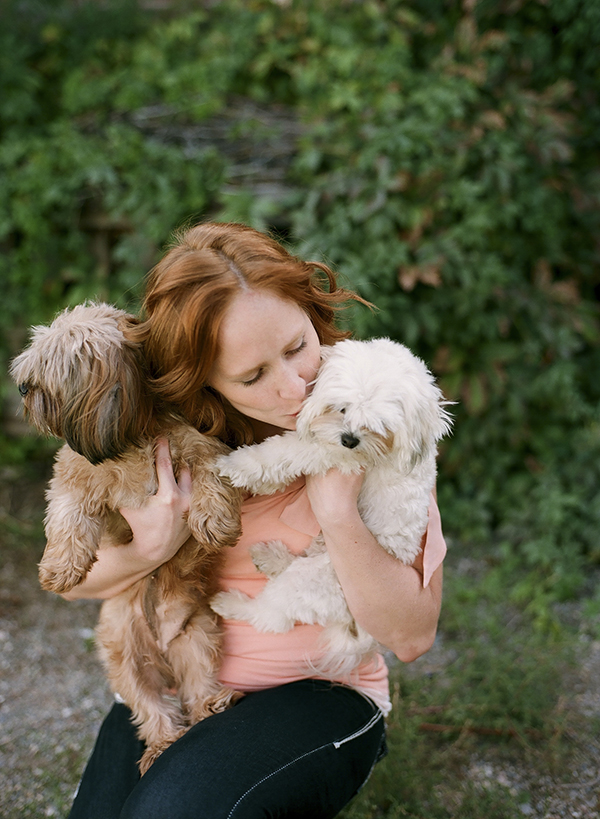© Loblee Photography  | Daily Dog Tag | girl- and-her-dogs