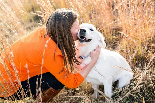 © Melissa Tuck Photography | Daily Dog Tag | girl-and-her-dog