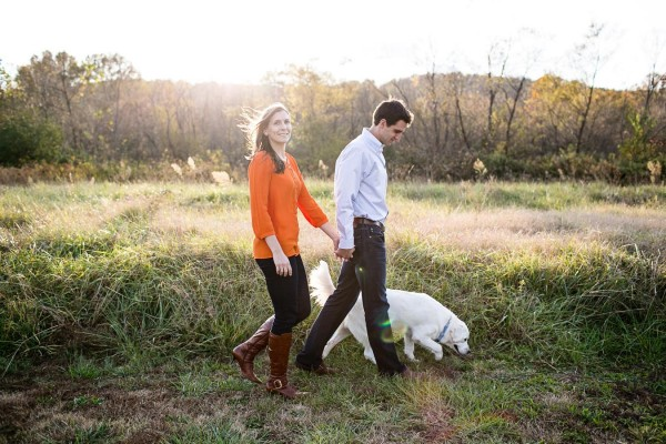 © Melissa Tuck Photography | Daily Dog Tag | on-location-engagement-dogs-photography, GA-Washington, DC