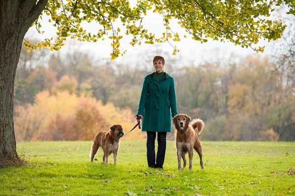 © Jenny Karlsson Photography | Daily Dog Tag | Fall Pet Photography session, Frick-Park