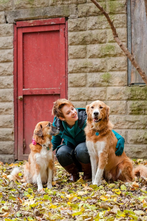 © Jenny Karlsson Photography | Daily Dog Tag | Girl and her dogs