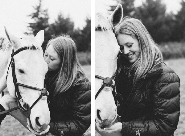 © Kirstie Marie Photography | Daily Dog Tag | girl-and-her-horse
