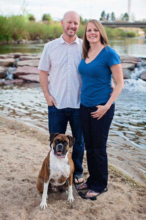 © Urban Safari Photography | Daily Dog Tag | Denver-engagement-photos-with-Boxer