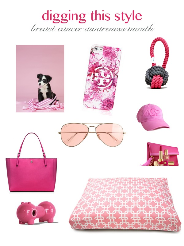 Digging This Style:  Pretty In Pink