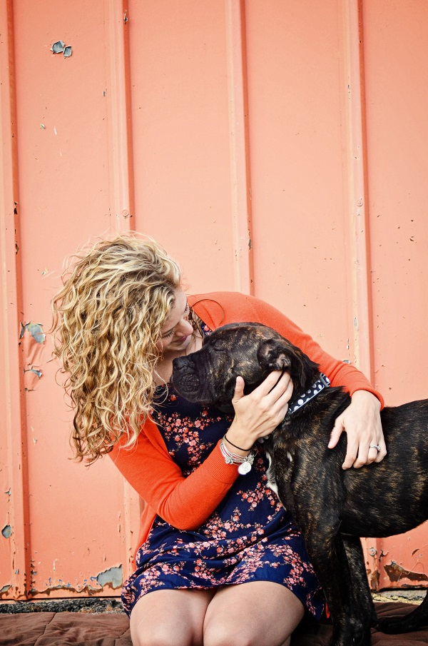 © Jessica Cobb Photography | Daily Dog Tag |girl-and-her-dog