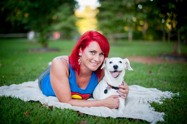 © Jules Photography | superheroes:   a girl and her dog