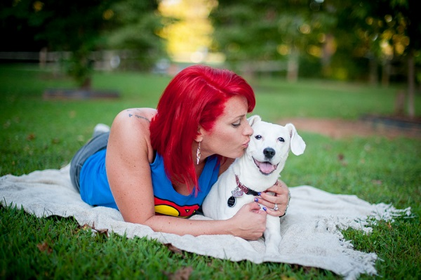 © Jules Photography | Daily Dog Tag |Girl and her dog, dynamic duo