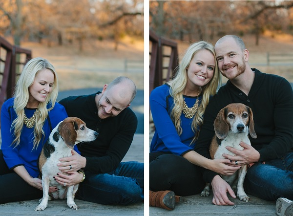 © Robyn Icks Photography |Ideas for posing couple with dog, lifestyle-family-dog-photography