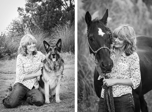 © Tangled Lilac Photography  | Horse, dog photography