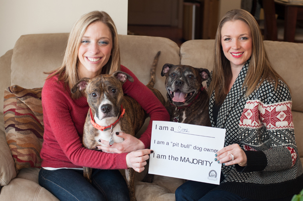 Happy Tails:  Daisy & Aria:  #TheMajorityProject