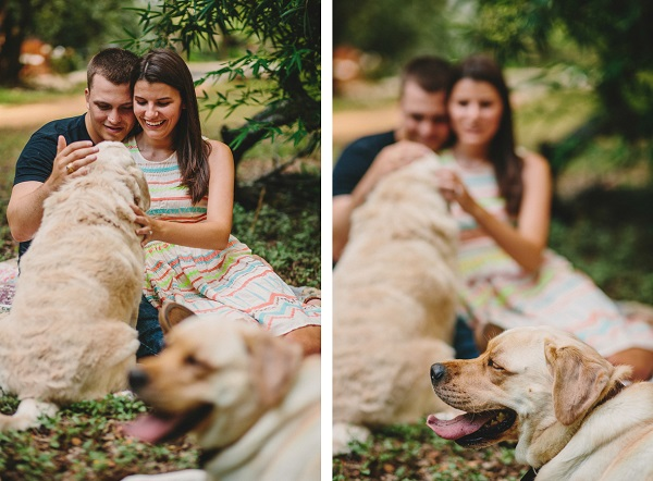 © Mercedes Morgan Photography  | Lifestyle anniversary dog photography
