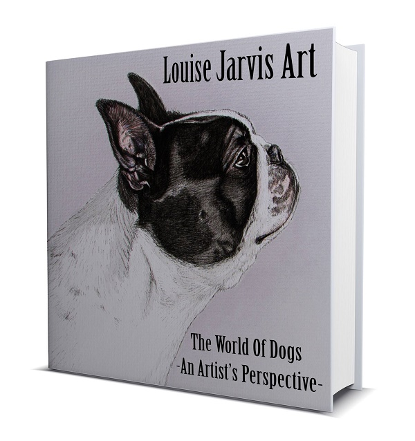 world of dogs art book