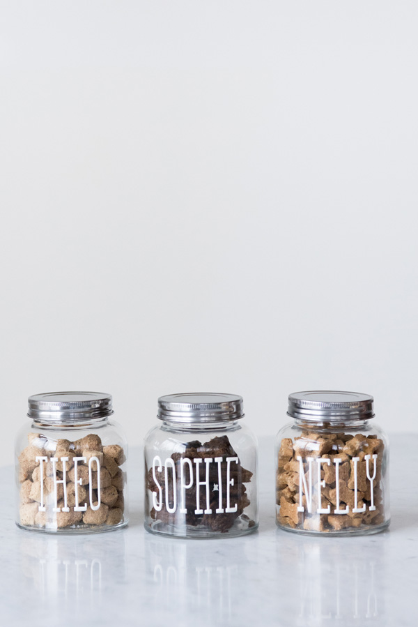 © Alice G Patterson Photography | DIY-project-use-stickers-to-label-treat-jars