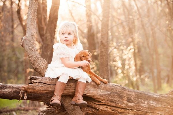 Puppy Love:  Aggie