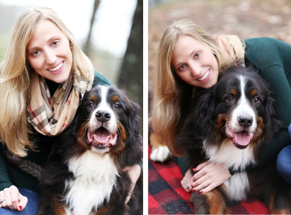© Lindsay Collette Photography | Bernese Mountain Dog, Bffs, pet-people-portraits