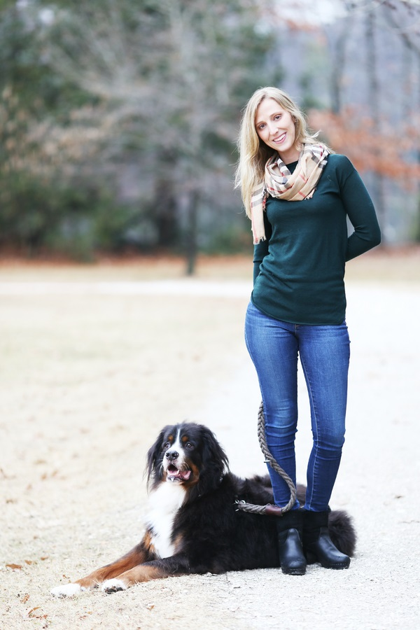 © Lindsay Collette Photography | lifestyle photography, girl, dog, fall photography session