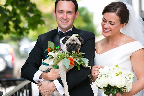 © Elena Bazini Photography | Pug, wedding-dog, best-dog