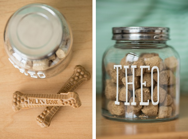 © Alice G Patterson Photography |diy-treat-jar, dental-treats