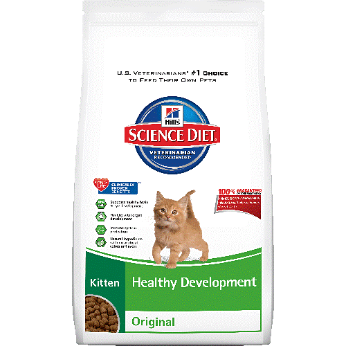 Hill's Healthy Development Kitten food