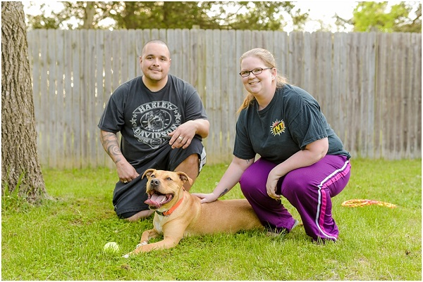 © Wolfcrest Photography    newly-adopted-dog, VA-shelter photography, dog finds forever home thanks to fostering