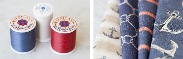© Alice G Patterson Photography | DIY-Project-For-Dogs-Reversible-Scarves-thread-fabric.