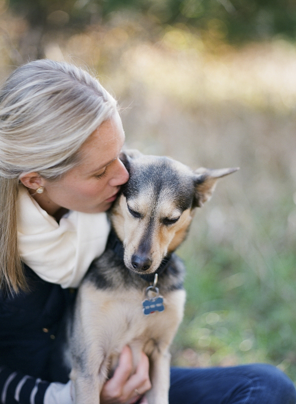 © Allison Mannella Photography | woman and dog, girl and her dog, on location dog photography