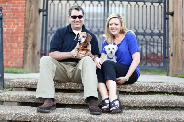family and pet portraits: Baton Rouge