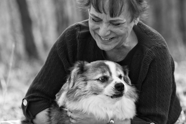 © Paw Prints -Pet -Portraits by Charlene | senior dog, bond between human dog, devoted heart session, devoted hearts session